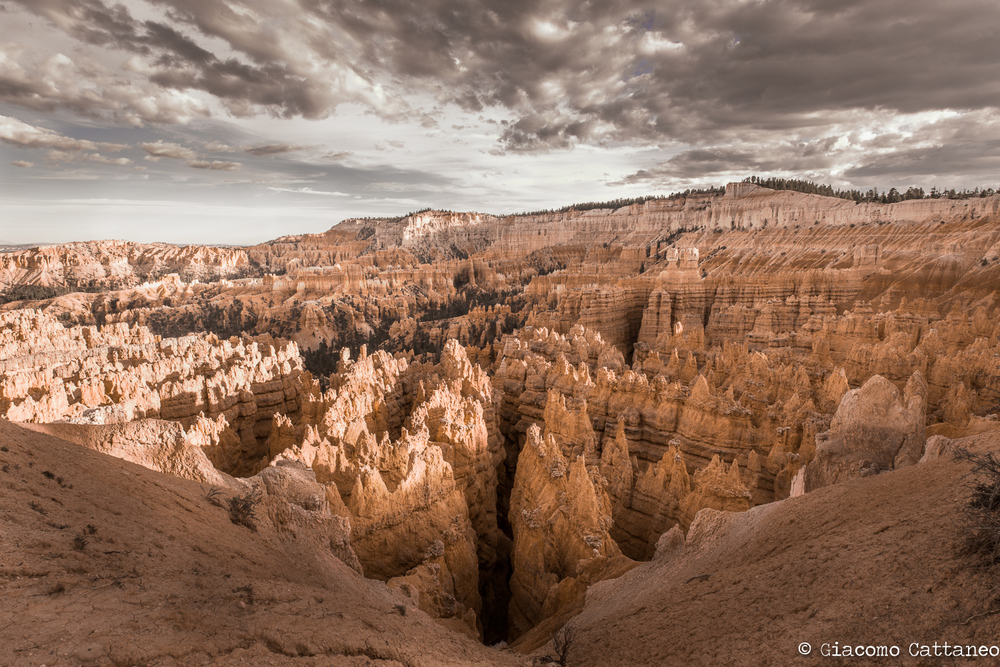 Bryce Canyon National Park - ISO 50, 20mm, f/14, 1/20 sec