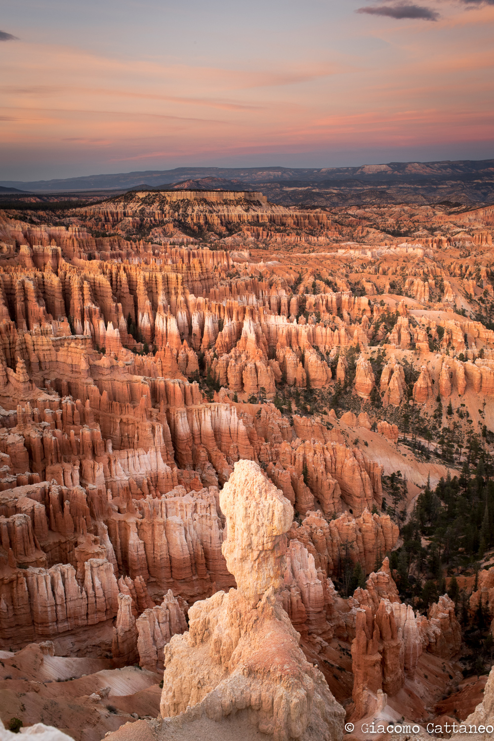 Bryce National Canyon - ISO 400, 35mm, f/14, 1/3 sec