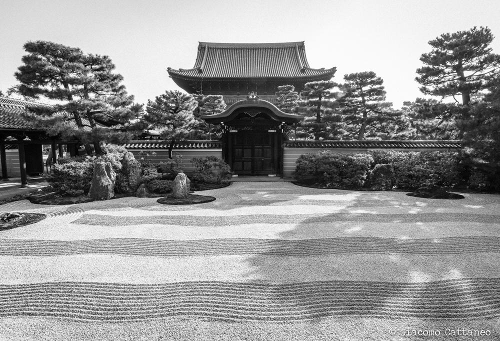 ISO 500, 20mm, f/13, 1/250 sec - Kyoto, Kennin-ji