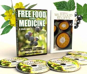 [5-DVD SET]  Free Food & Medicine
