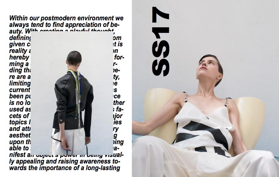 LE MILE Magazine by Alban E. Smajli presenting Kostas Murkudis SS2017 by Annika Hatje