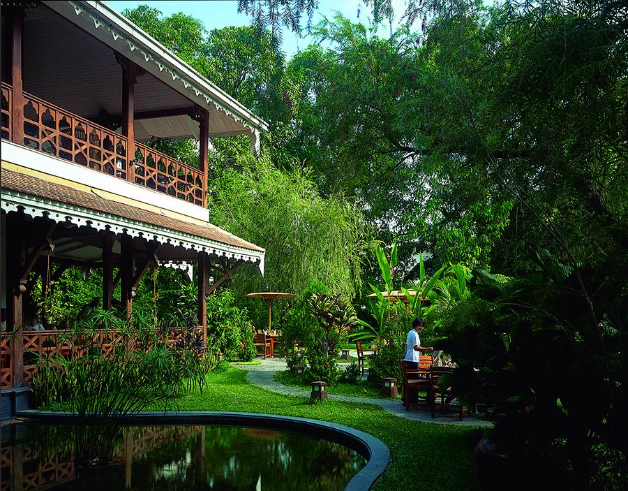 Belmond Governors Residence Yangon LE MILE Magazine - LE MILE Studios