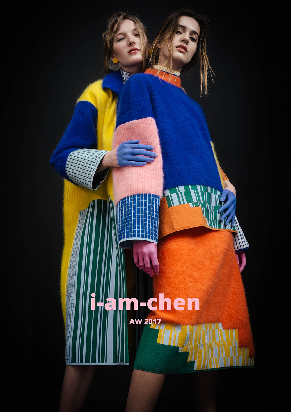 I AM CHEN x LE MILE Magazine