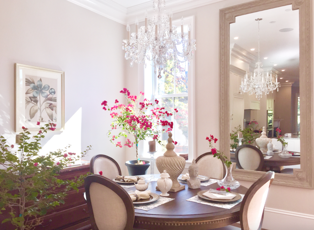 Natalie King Dining Room