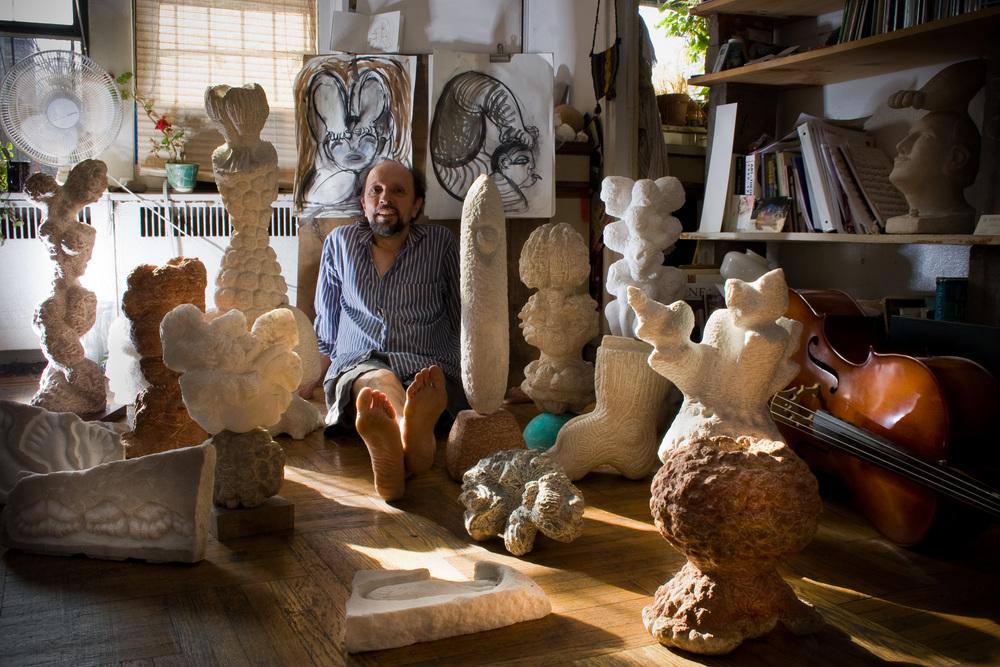 Aurelio del Muro Sculpture Artist.jpg