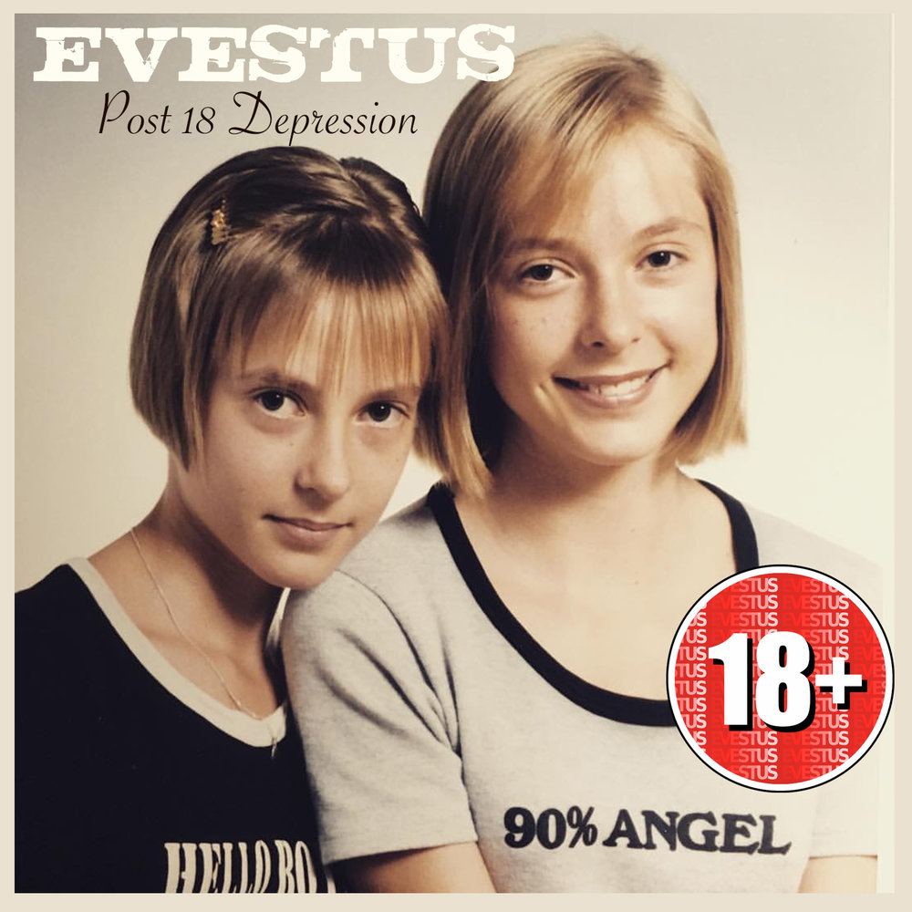 Evestus Post 18 depression 2019 ep Industrial rock