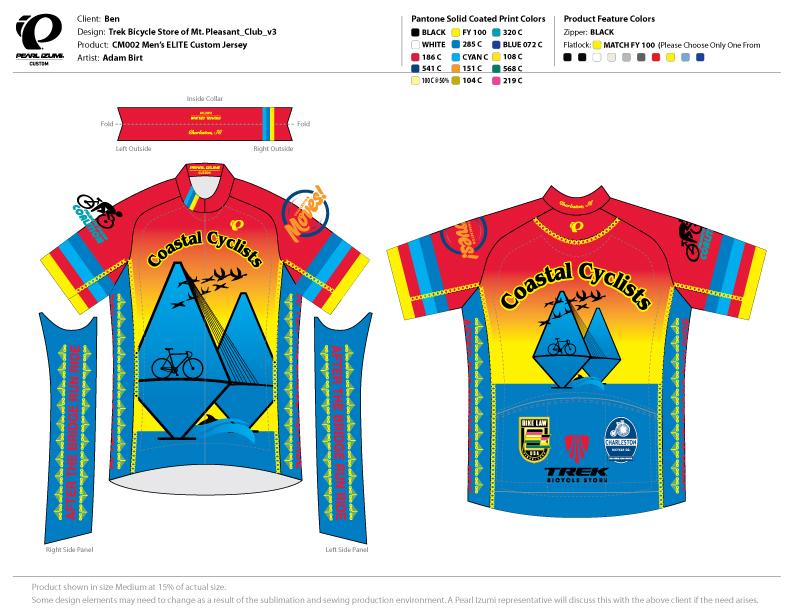 2015 jersey design