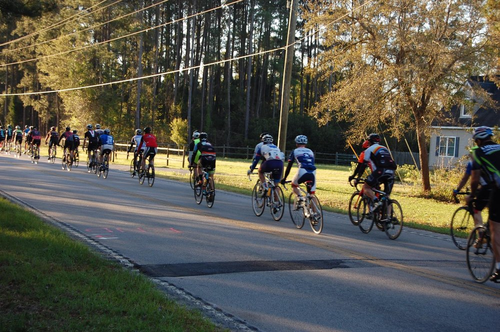 Coastal Cyclists Spring Century 2019