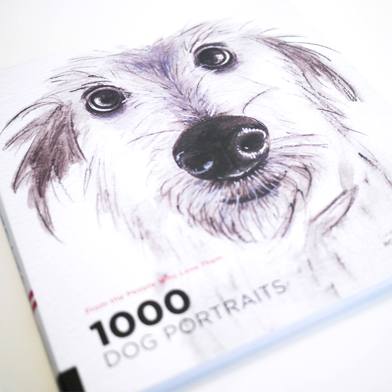 1, 000 Dog Portraits: From the People Who Love Them