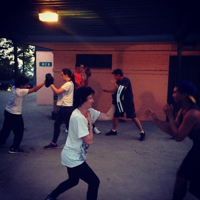 #LA #combatives #training #burbank #thursday #night #jkd #muaythai #mma #kali #silat