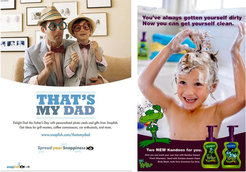 Snapfish / props                 Procter&Gamble / props