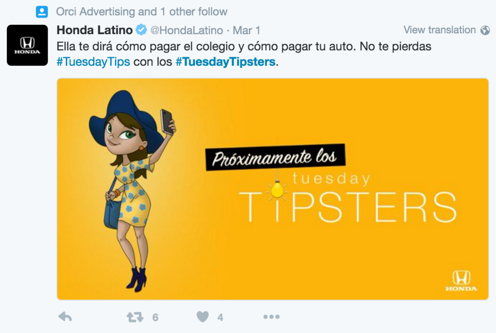 POST:  She will tell you how to pay for college and how to pay for your car. Don't miss #TuesdayTips with the #TuesdayTipsters   PHOTO:  Coming soon The Tuesday Tipsters