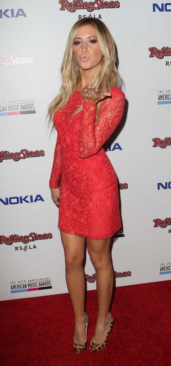 Ashley Tisdale, Stylestalker