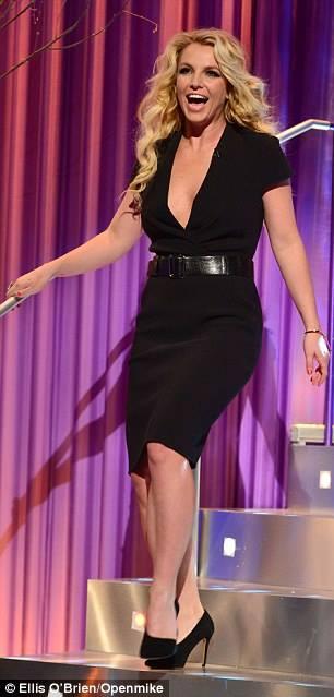 Britney Spears, Smythe