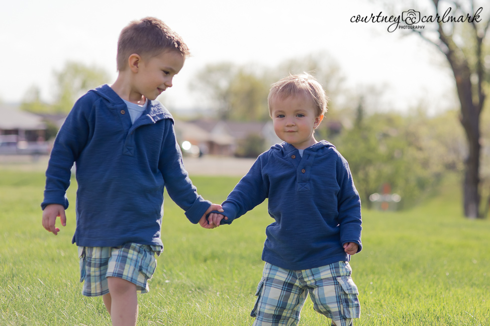 It's ONLY okay for little ones to be matchy-matchy