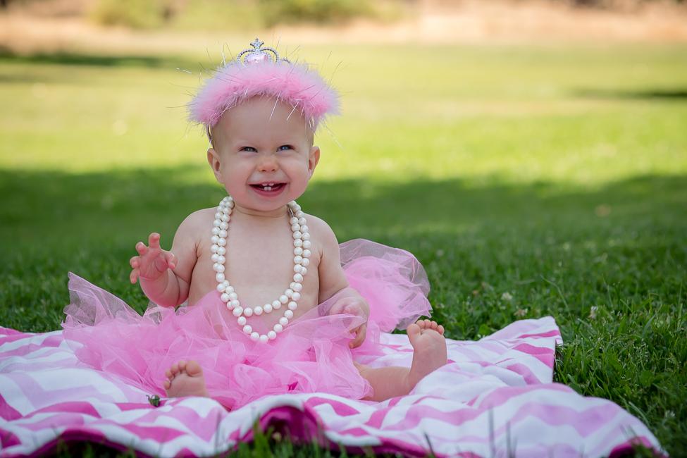 Birthday tiara!