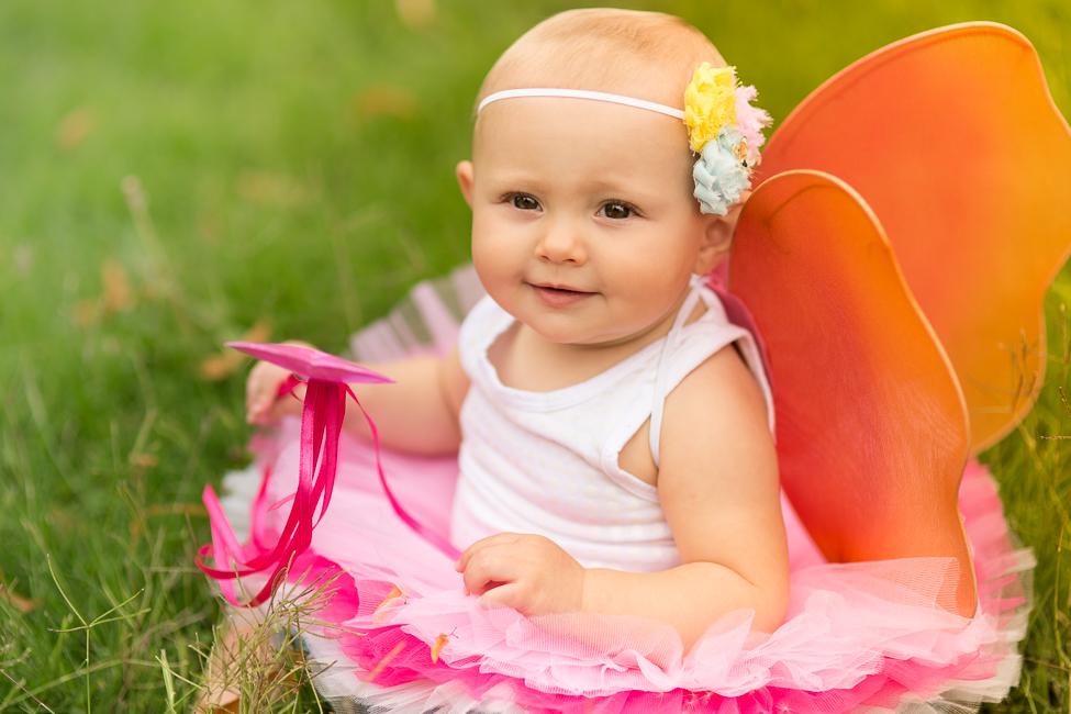 Sweet fairy baby