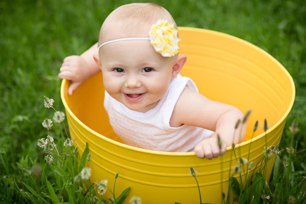 Bucket of love!