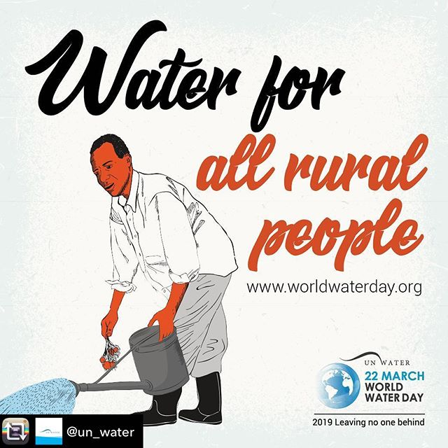 Repost from @un_water using @RepostRegramApp - Whoever you are, wherever you are, water is your human right. Globally, 80% of the people who have to use unsafe and unprotected water sources live in rural areas. This #WorldWaterDay, we must leave no one behind. www.worldwaterday.org  #Water4All #RuralPeople #LeavingNoOneBehind #WeLove #WaterFacts 💦 #WorldWaterDay 💙 #BestOfTheDay #InstaLike #TakeAction #MakeDifference #BePartOfTheSolution #BeTheChange #LeavingNoOneBehind #Water4All #DareToCare #Dignity #Equality #Equity #UnitedNationsWater 🌐  #UnitedNations ❤ #Water #ForEveryone #Everywhere #OurFuture #OurWorld #SDG #GlobalGoals