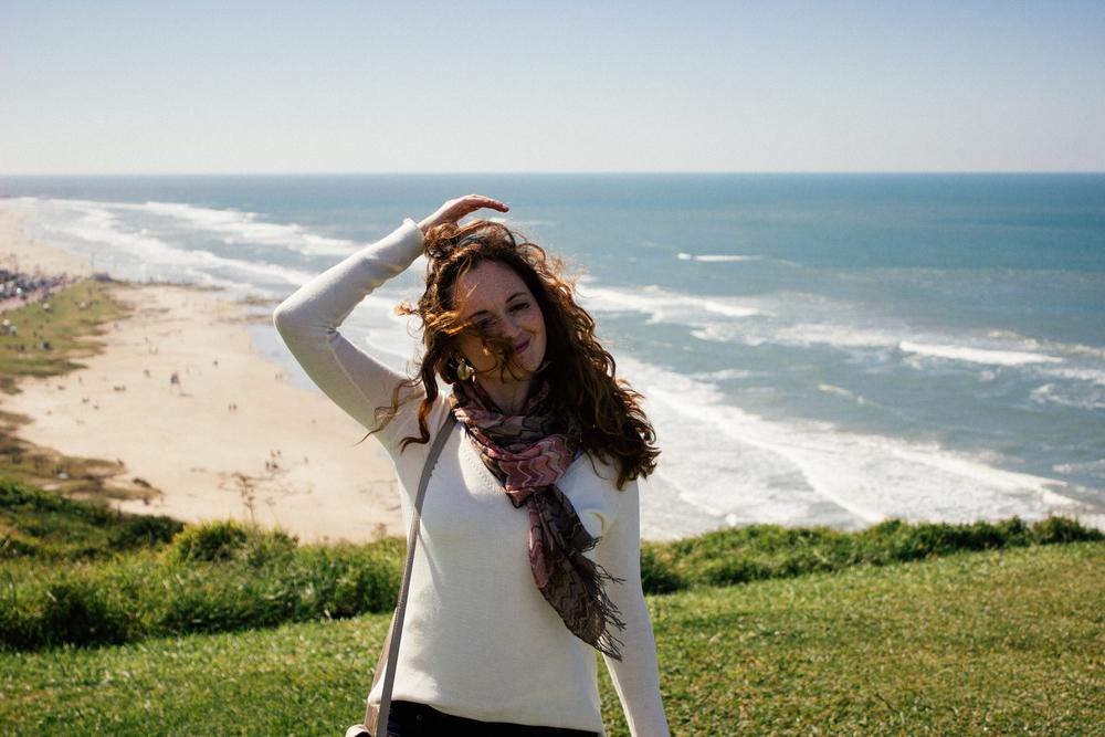 Ventania, friozinho e Prainha (ou Praia do Meio)
