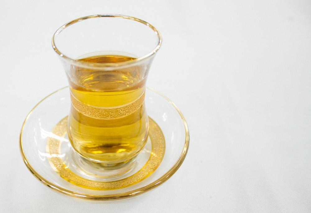 Chá de duket adas, que não existe no Brasil.