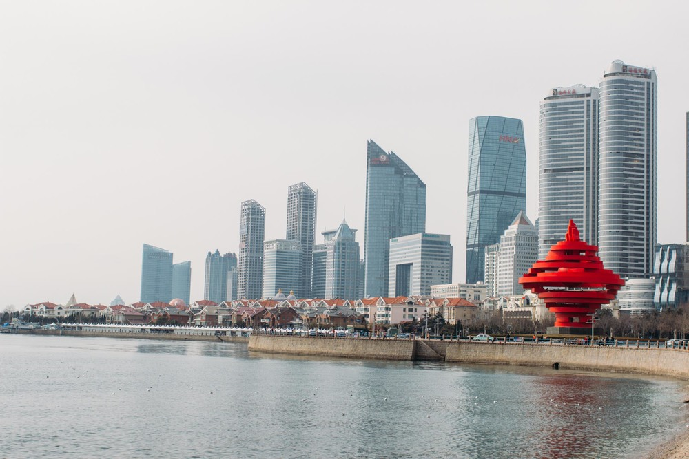 Qingdao Seashore Scenic Area