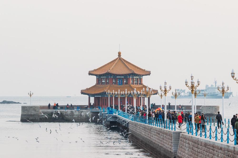 Zhan Bridge (Zhanqiao) e Huilan Pavilion