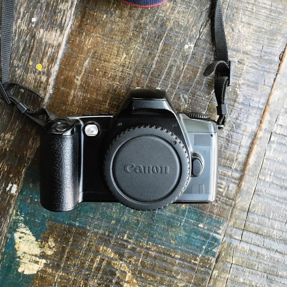 canon filme equipamento de fotografia de viagem