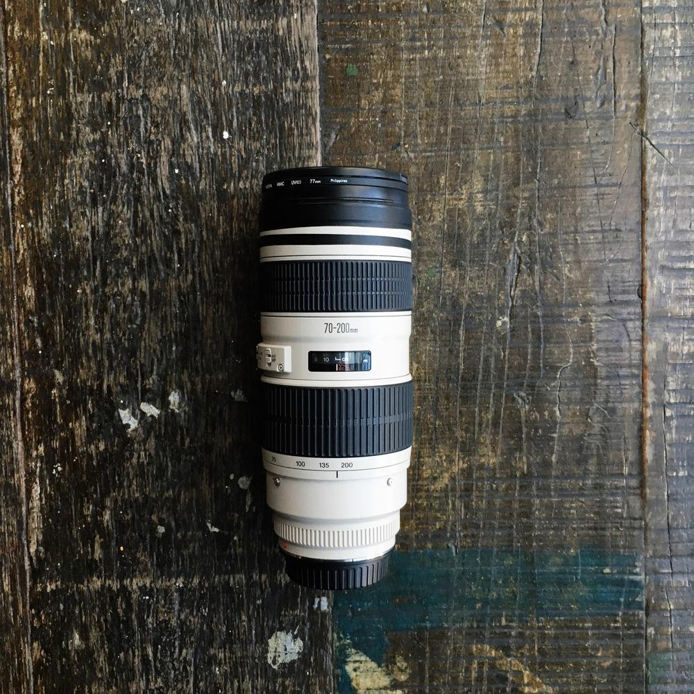 70-200mm equipamento de fotografia de viagem