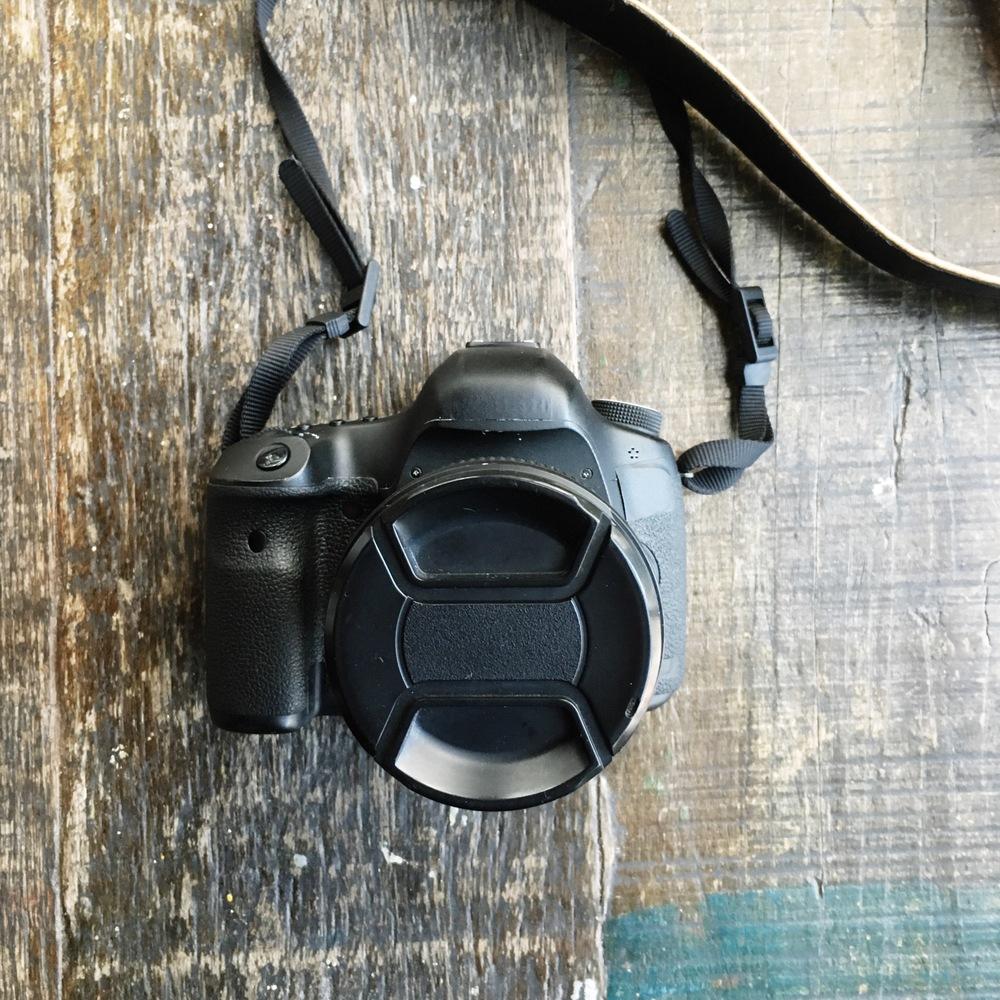 canon 5dmkiii equipamento de fotografia de viagem