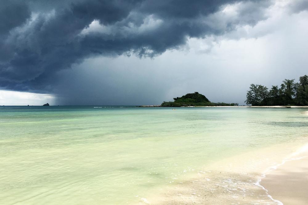 monçoes na asia tailandia koh samui