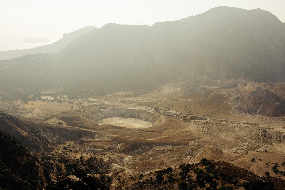 Vulcão Stefanos
