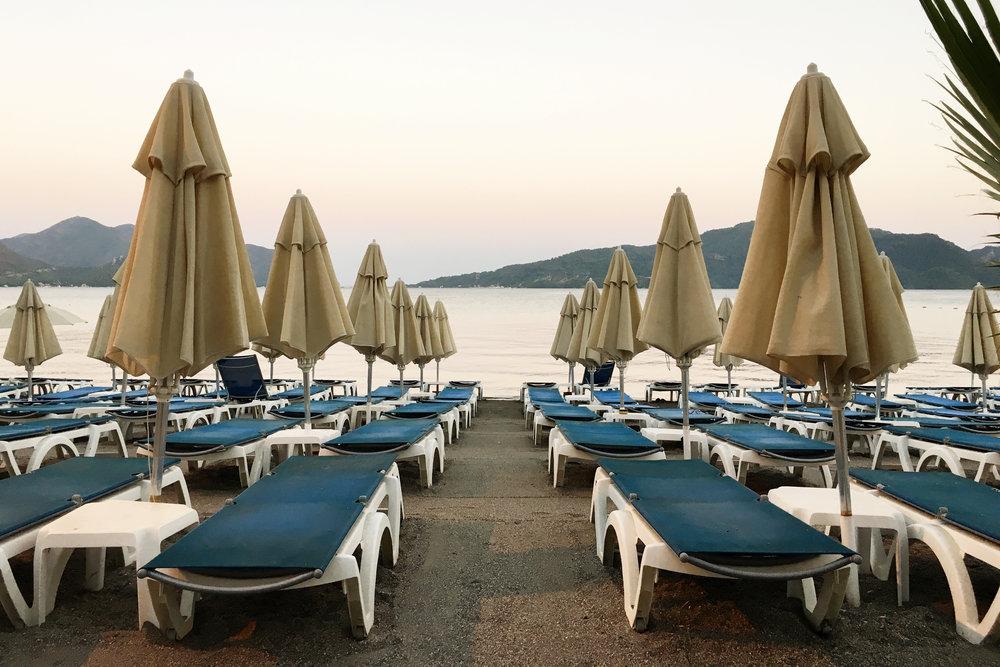 marmaris praia turquia