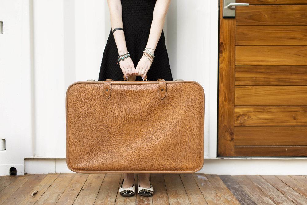 mala ou mochila viagem eduardo e monica