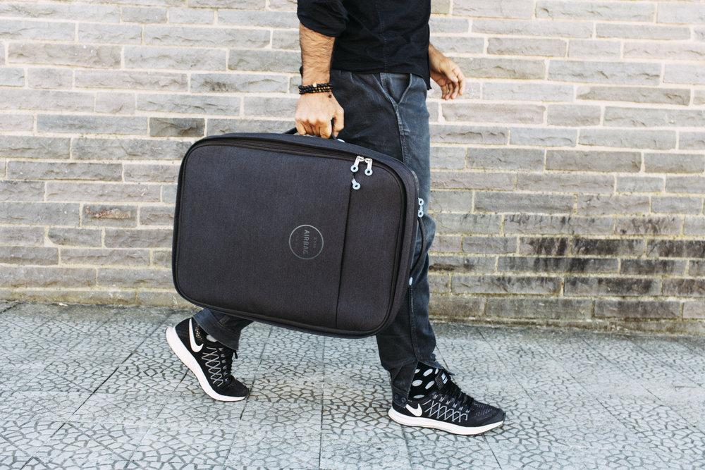 mala e mochila escolher