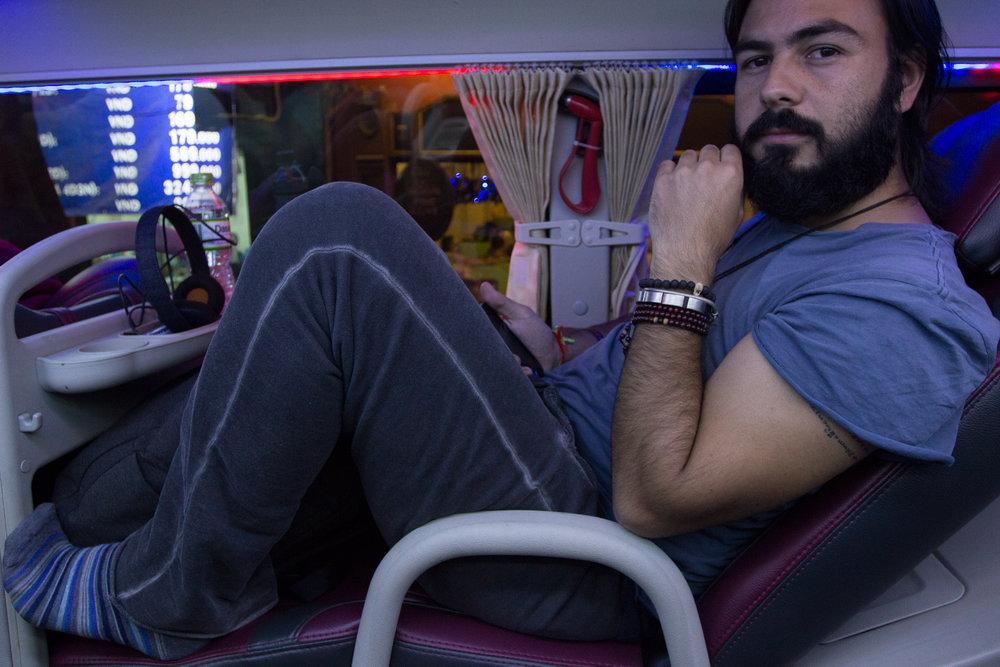 open bus onibus vietna