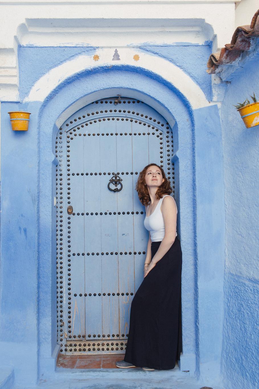 arquitetura marrocos