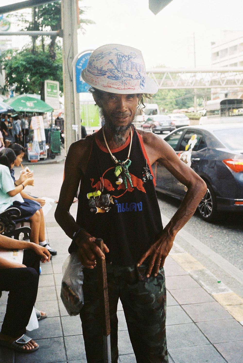 Bangkok, Olympus 35mm Film, 35mm 2.8