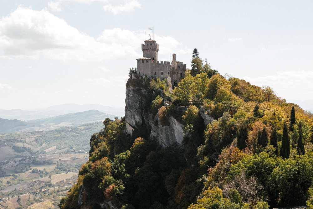 San Marino, o país mais antigo do mundo