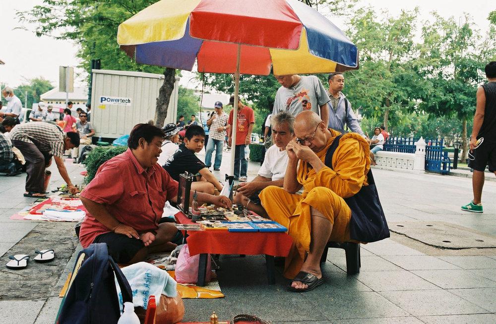 segurança tailandia viagem