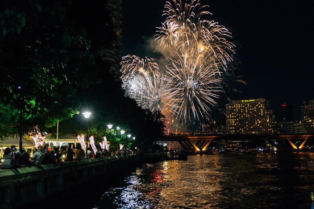 ano novo bangkok