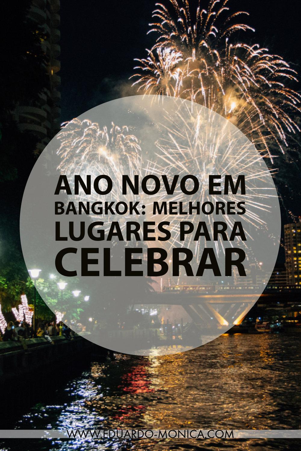 Ano Novo Em Bangkok: