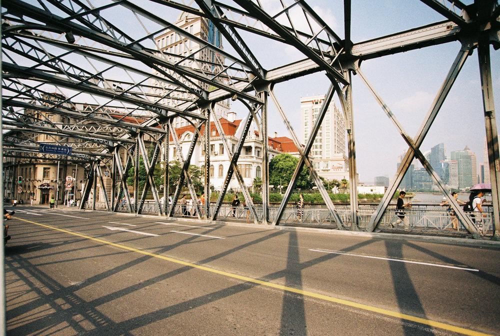 Shanghai de filme 35 mm