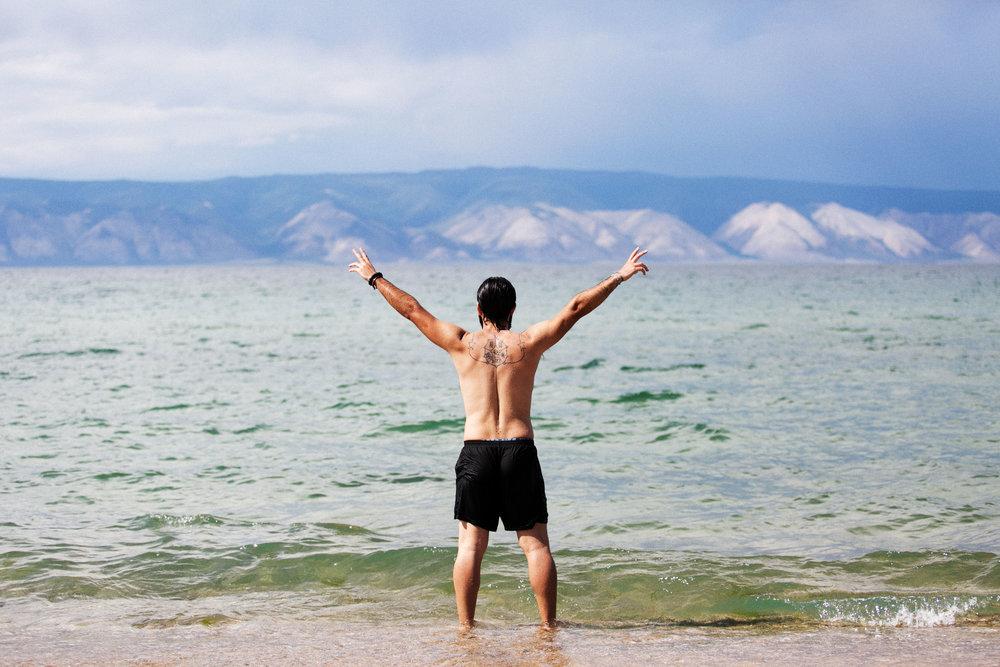 motivos pra viajar pessoa melhor