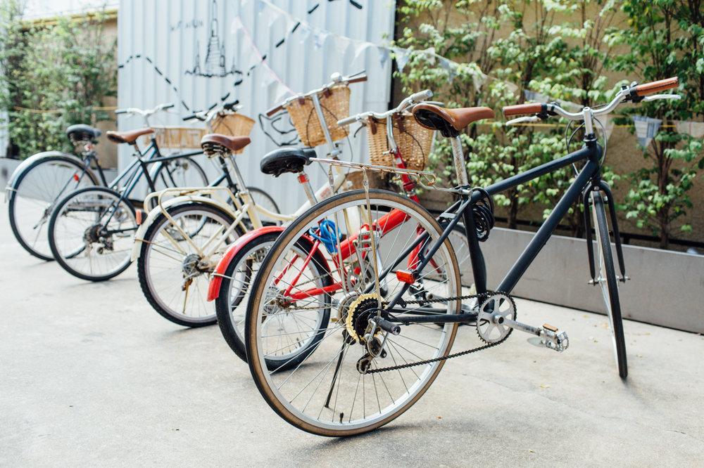 Bike grátis