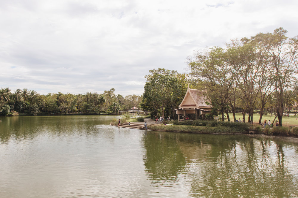 bang krachao ilha verde bangkok