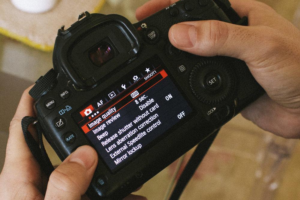 dicas fotografar raw