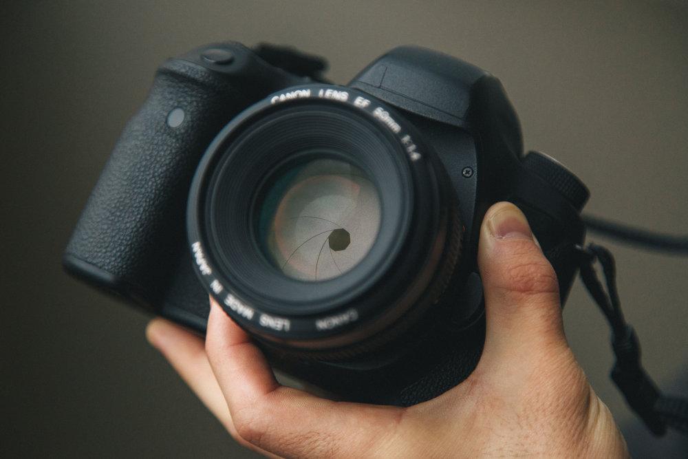 Abertura Velocidade ISO exposição fotografia