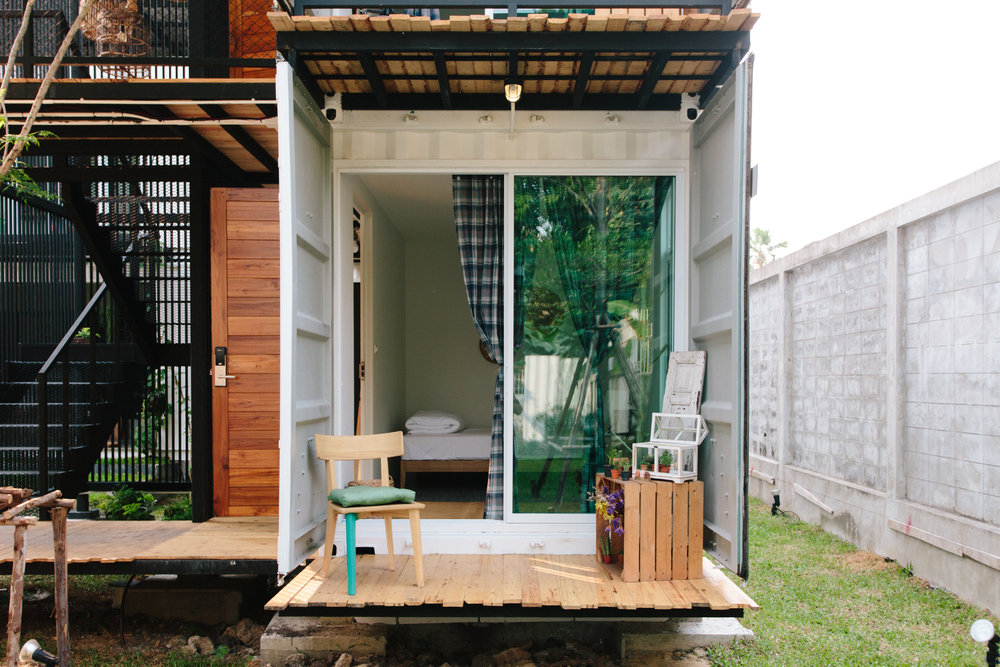 The Yard Hostel Bangkok  /Como Escolher um Hostel: Guia para Iniciantes