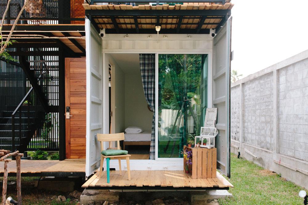 The Yard Bangkok em Ari, melhor hostel da Tailândia segundo o Hostel World